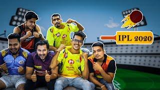 IPL 2020 | Types Of People During IPL - Kaminey Frendzz