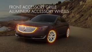 Buick Accessories 2015