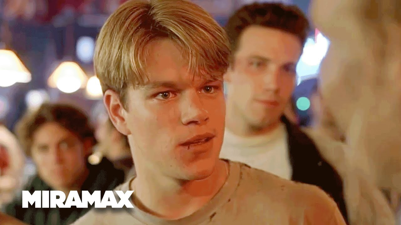 good will hunting my boy s wicked smart hd matt damon ben