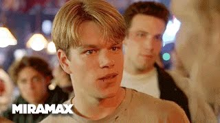 Good Will Hunting | 'My Boy's Wicked Smart' (HD) - Matt Damon, Ben Affleck | MIRAMAX thumbnail