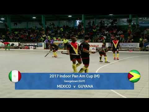 Day 3 - Mexico vs Guyana (Men)