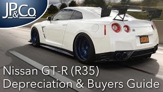 Nissan GT-R (R35) | Buyers Guide & Depreciation Analysis