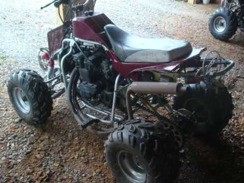 atv homemade 400 ccm youtube. Black Bedroom Furniture Sets. Home Design Ideas