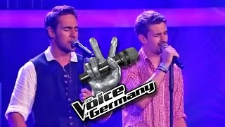 Download lagu Hey there Delilah - Dominik und Moritz | The Voice | Blind Audition 2014