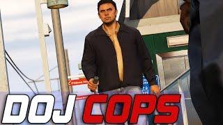 Dept. of Justice Cops #692 - Basement Bomber