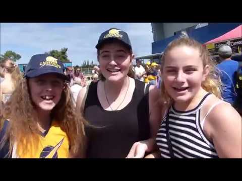 Sunshine Coast Lightning Fans