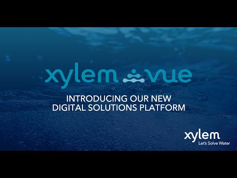 The utility of the future starts with Xylem Vue digital solutions Let's redefine what's possible for water. Introducing Xylem Vue, Xylem's powerful pl...