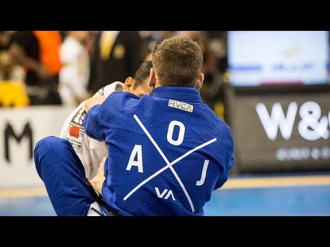 Rafael Mendes x Andre Monteiro | 2015 IBJJF Worlds | Art of Jiu Jitsu Academy