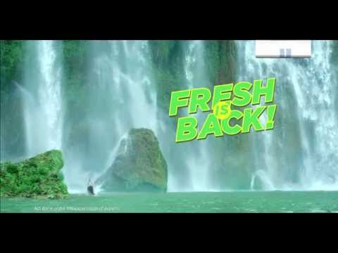 LIRIL Fresh is Back Teaser 3