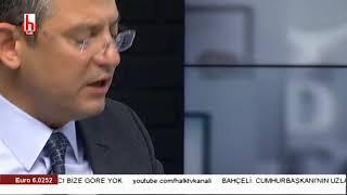 Özgür Özel'den, Hulusi Akar'a çok sert sözler: Atatürk'e firavun diyen...