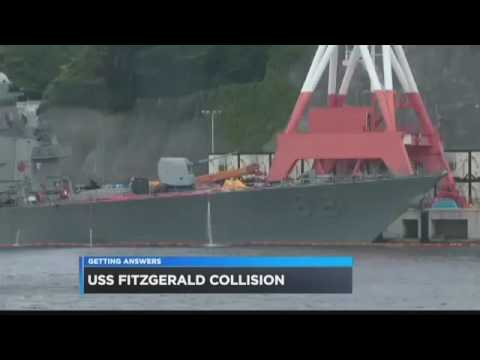 Elyria sailor, 6 others killed in USS Fitzgerald crash