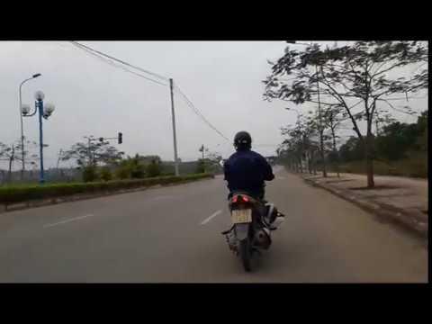 Toàn cảnh khu công nghệ cao Hòa Lạc huyện Thạch Thất