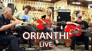 Orianthi LIVE at Norman's Rare Guitars