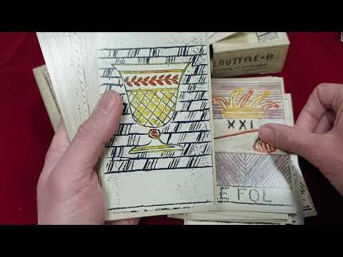 Tarot de Louttre B vidéo