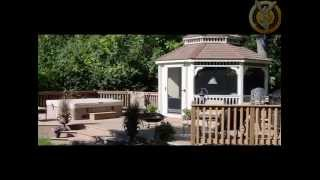 Wood Gazebos - Do They Last As Long As Metal?