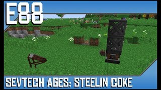 Sevtech Ages-Between Advance-Ep51-Modded Minecraft-Dual