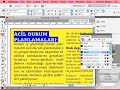 Adobe InDesign / TEXT Paragraf Span Split Columns