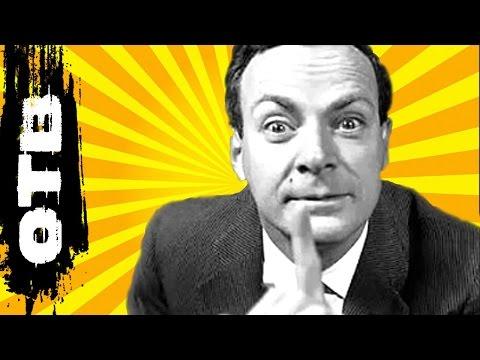 LGE#1: La grande catastrophe (Richard Feynman)