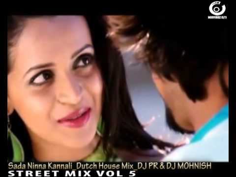 Sada Ninna Kannalli_Dutch House Mix_DJ PR & DJ MOHNISH
