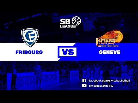 SB League - Day 8: Fribourg vs. Genève