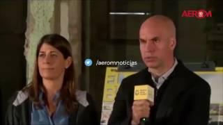 """Despedido de Telam por hacer una pregunta """"incómoda"""" a Larreta"""