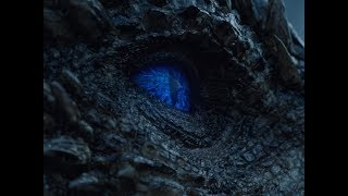 Viserion Resurrection - Game of Thrones Behind The Scenes