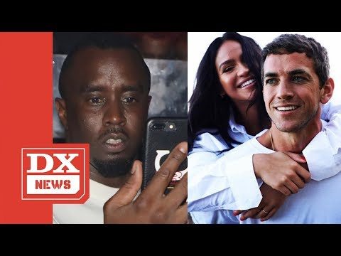 Alex Fine Rejects Diddy&39;s Well Wishes On Cassie&39;s 1st Pregnancy