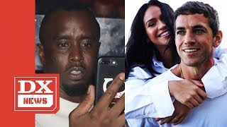 alex-fine-rejects-diddy39s-well-wishes-on-cassie39s-1st-pregnancy