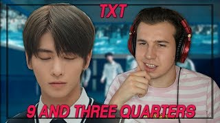 Baixar Music Critic Reacts to TXT - 9 AND THREE QUARTERS (RUN AWAY)