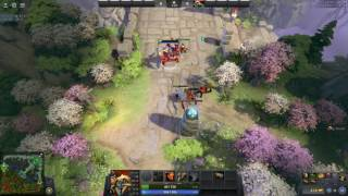 DotA 2 SpeedRun - 1vs0 - 9:15