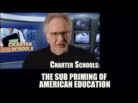 Are Charter Schools Todays Version of Sub Prime Mortgages?