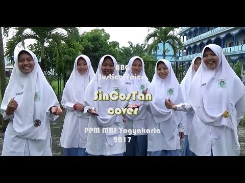 ABG Justice Voice _ SinCosTan Cover _ Official Clip Video 2017