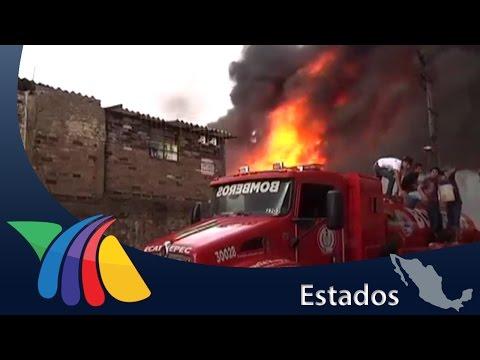 Video incendio fuera de control en xalostoc youtube for Fuera de control dmax
