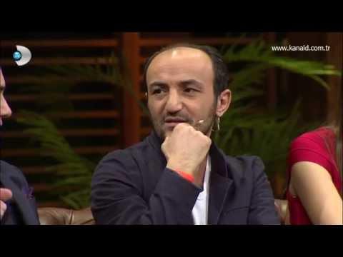 Beyaz Show - Ersin Korkut'un oyuncu olmadan önce yaptığı iş!
