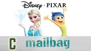 What's The Difference Between Disney and Pixar? - Collider Mail Bag