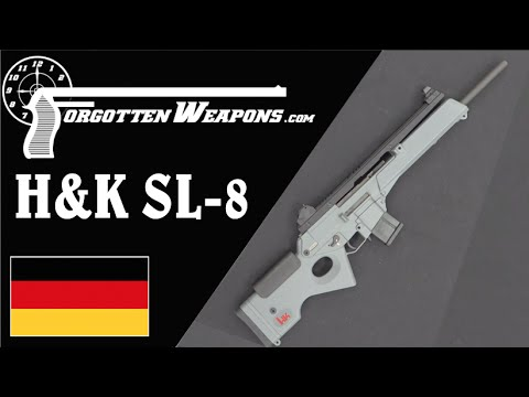 H&K SL-8: The Civilian G36