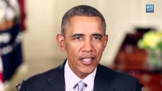 Video Weekly Address President Obama : Time to Lift the Minimum Wage and Give America a Raise