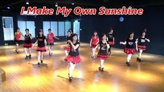 I Make My Own Sunshine (by Helen Owen) - Line Dance (Demo & Walkthru) ~ 擁抱陽光 - 排舞(含導跳) 4K