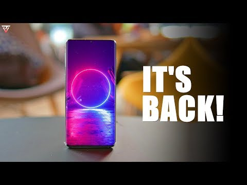 Samsung Galaxy S20 - IT'S COMING BACK