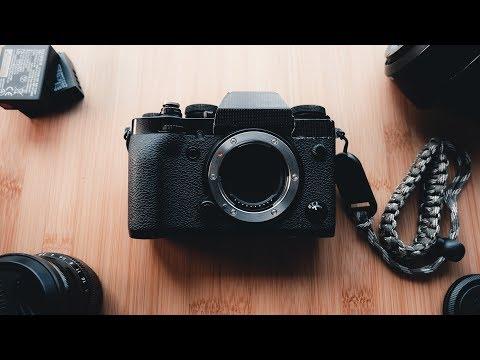 Fujifilm XT3 -