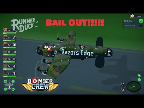 Bomber Crew - Bail OUT!!!!!!!!