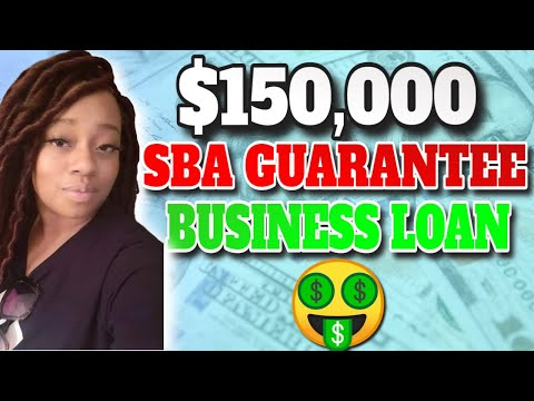 Up to $150K SBA Guaranteed Small Business Loan Funding for Existing Businesses and Startups