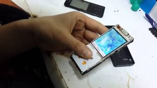 как заменить дисплей на Нокиа 515. Разборка и ремонт телефона Nokia 515