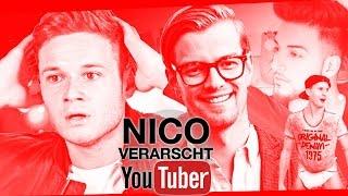 NICO VERARSCHT YOUTUBER | 4 Bananen in 15 Sek. | inscope21