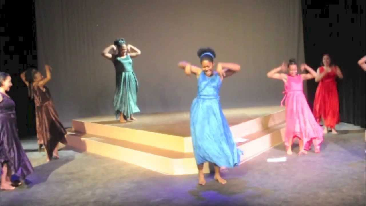 The Heritage Ensemble Theatre Company: For Colored Girls