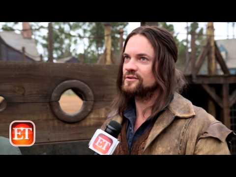 Shane West Takes on Witches in 'Salem'