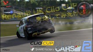 Renault UK Clio CUP ブランズハッチ AI 100 アナログコントローラー DU...