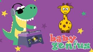 Baby Giraffes | Animal Sing Along Songs for Kids | Baby Genius