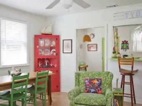 Castaway Cottage circa 1955-Mermaid Cottages-Tybee Island GA