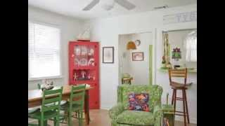 Castaway Cottage circa 1955-Mermaid Cottages-Tybee Island GA